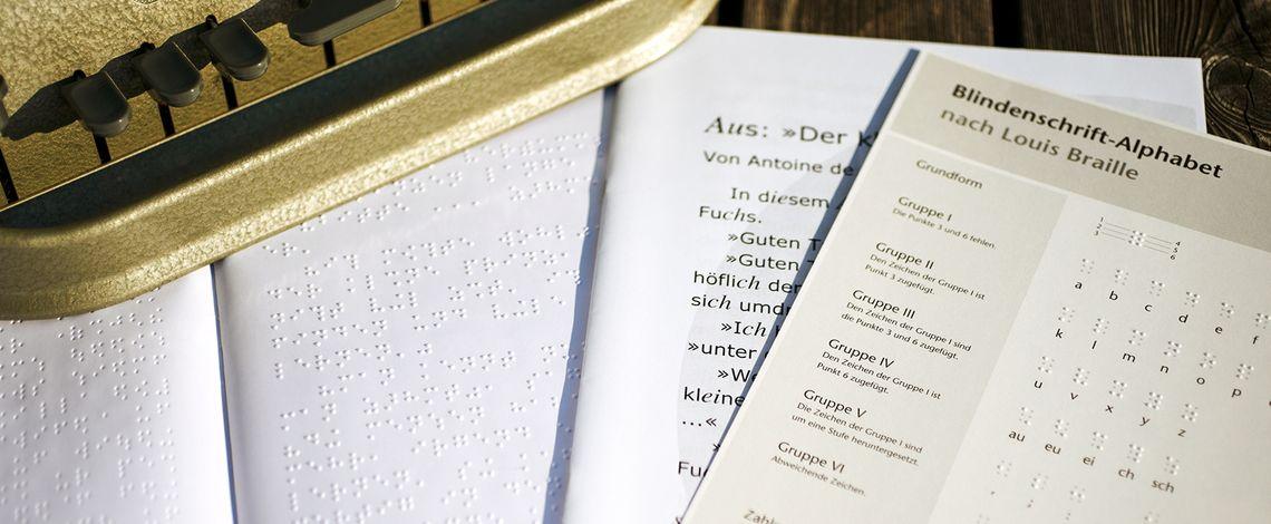 brailleschrift set sbs schweizerische bibliothek f r. Black Bedroom Furniture Sets. Home Design Ideas